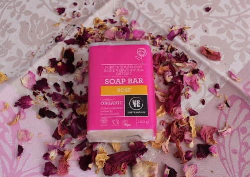Rose Soap Bar